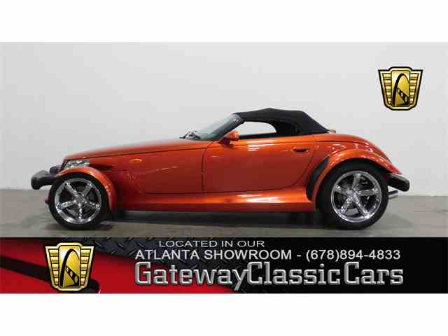 2001 Plymouth Prowler | 973050