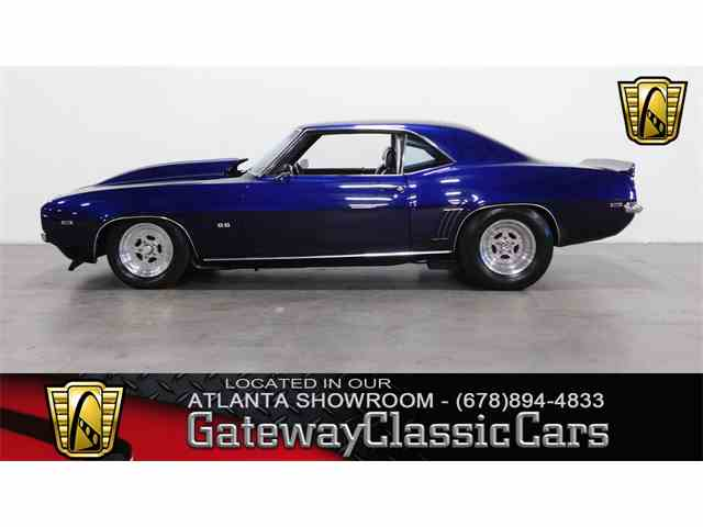 1969 Chevrolet Camaro   973054