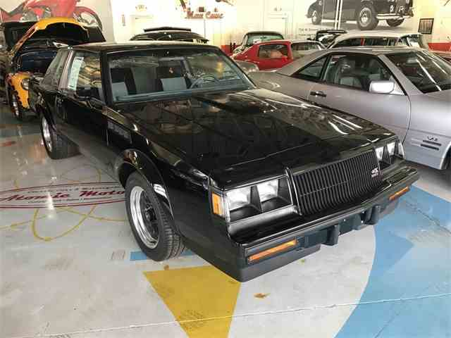 1987 BUICK GNX #359 GRAND NATIONAL | 973057