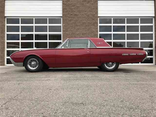 1962 Ford Thunderbird | 973060