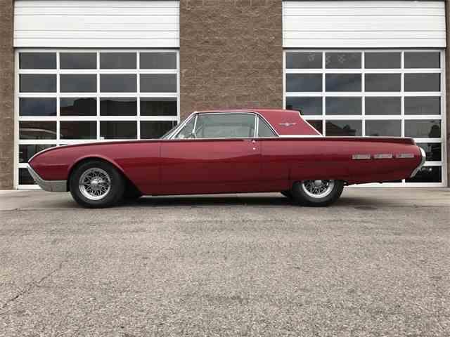 1962 Ford Thunderbird | 973060