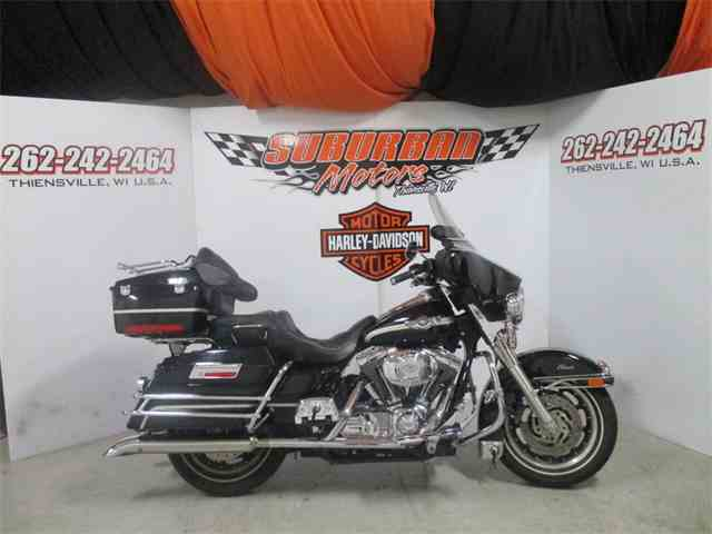 2003 Harley-Davidson® FLHTC - Electra Glide® Classic | 973069
