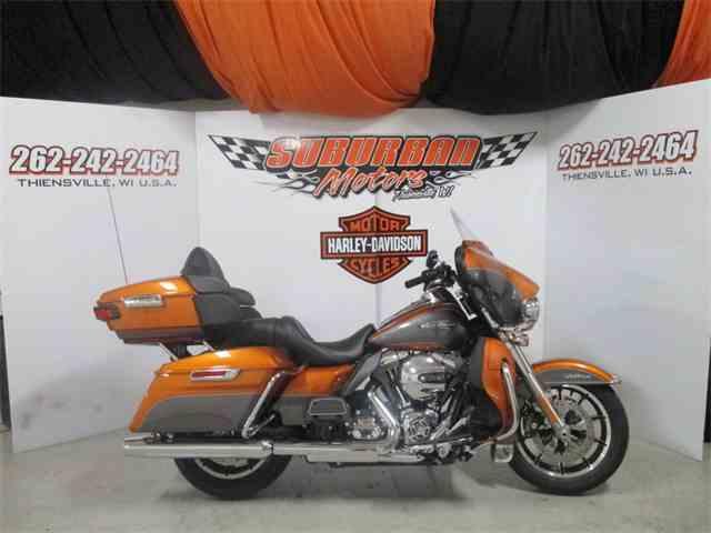 2016 Harley-Davidson® FLHTCU - Electra Glide® Ultra Classic® | 973070