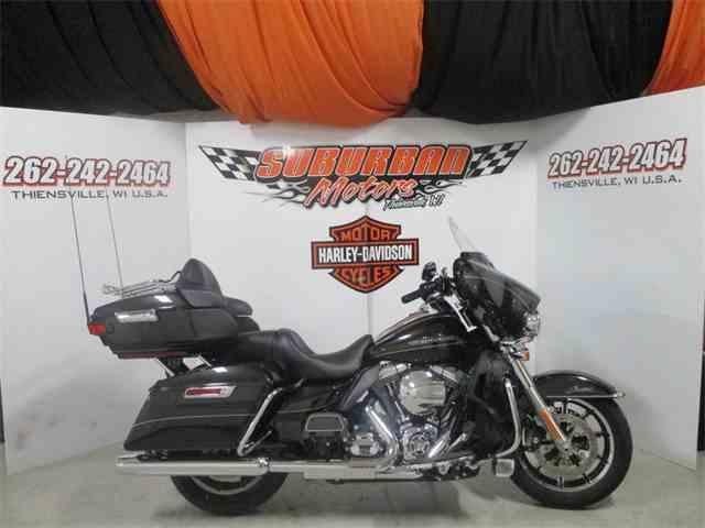 2016 Harley-Davidson® FLHTK - Ultra Limited | 973071