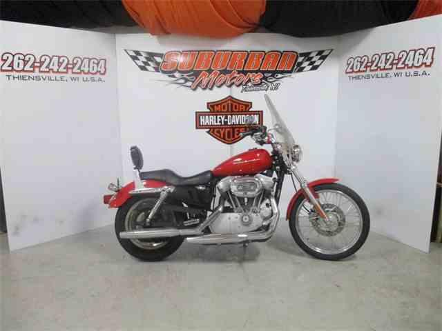 2004 Harley-Davidson® XLH 883 | 973072