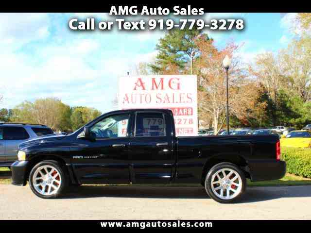 2005 Dodge Ram Pickup 1500 SRT-10 | 973081