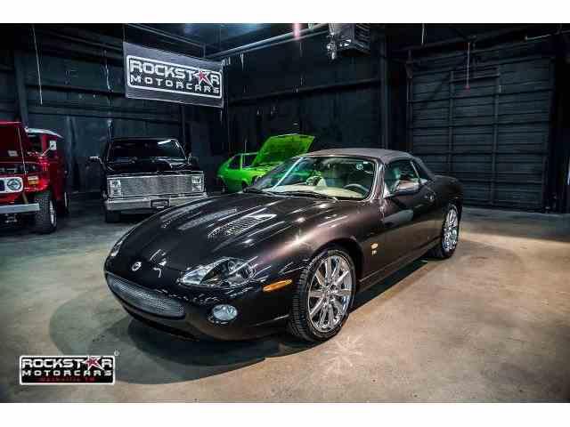 2006 Jaguar XK   973085