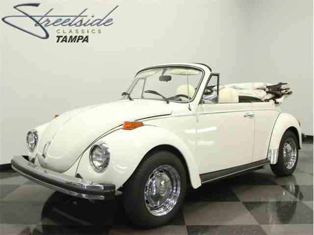 1976 Volkswagen Super Beetle Karmann | 973093