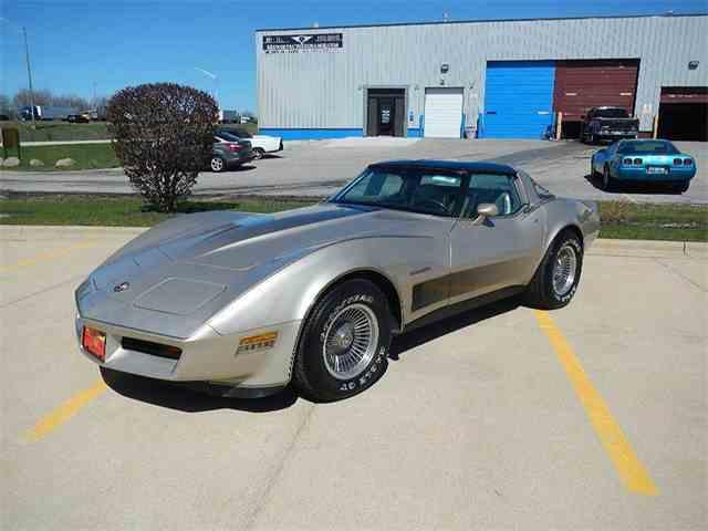 1982 Chevrolet Corvette | 973100