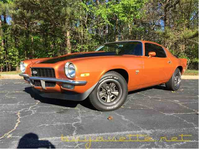 1971 Chevrolet Camaro | 973101