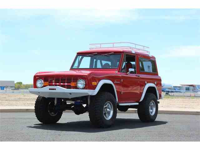 1975 Ford Bronco | 973102