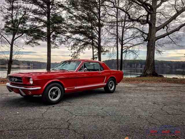 1965 Ford Mustang | 973103