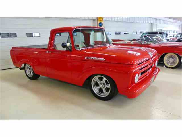 Picture of '61 F100 - KUUP