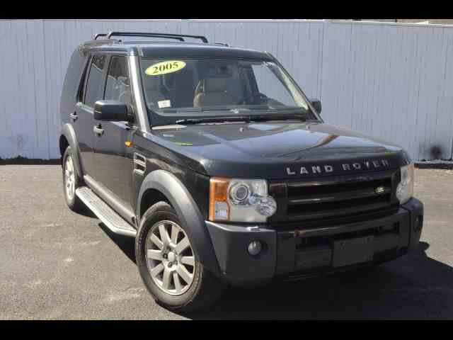 2005 Land Rover LR3 | 973114