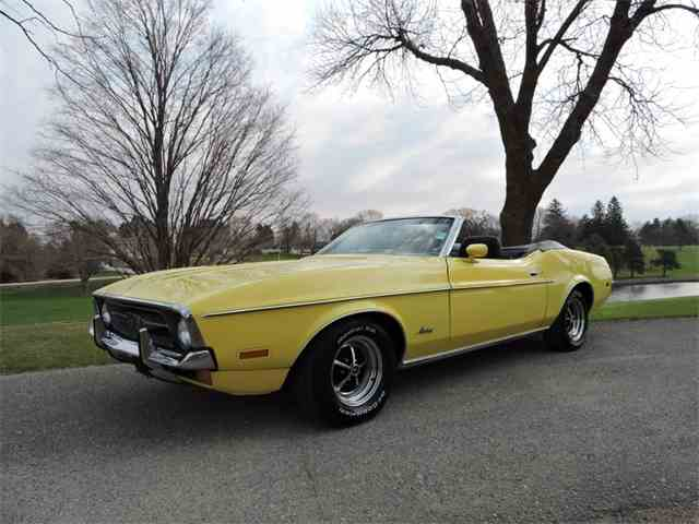 1971 Ford Mustang | 973122