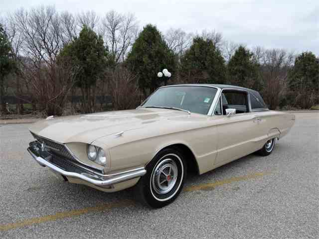 1966 Ford Thunderbird | 973125