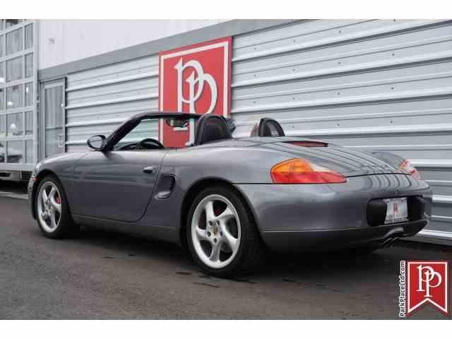 2001 Porsche Boxster | 973127