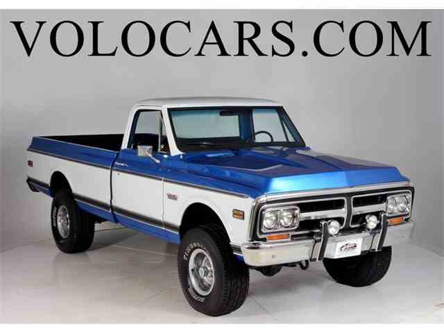 1972 Gmc 1500 Super Custom 4X4 | 973129