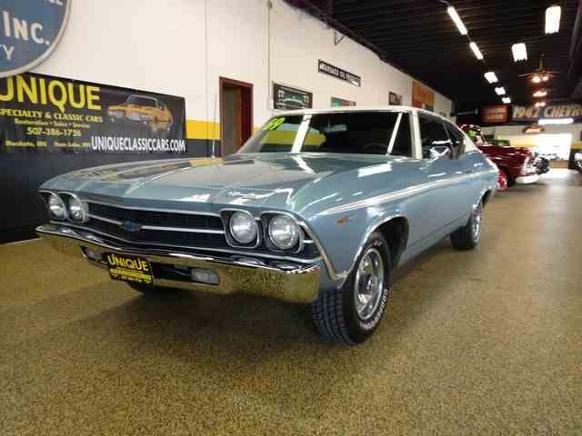 1969 Chevrolet Chevelle | 973132