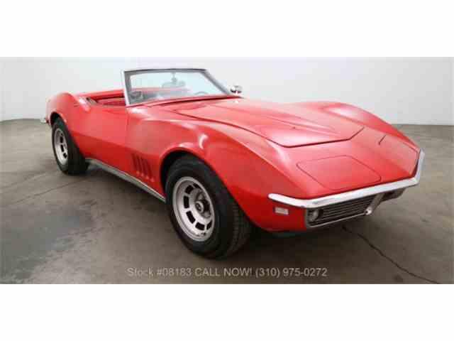 1968 Chevrolet Corvette | 973141