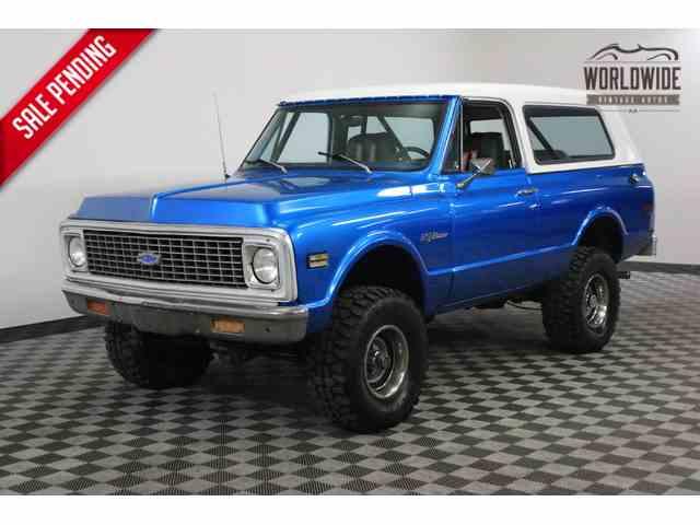 1972 Chevrolet Blazer | 970315