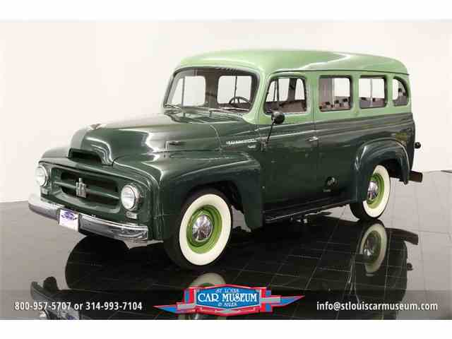 1953 International R-110 Travelall | 973151