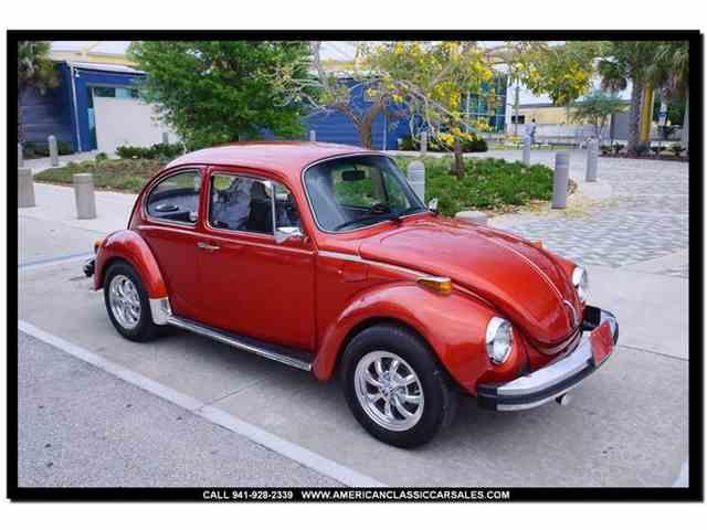 1974 Volkswagen Super Beetle | 973161