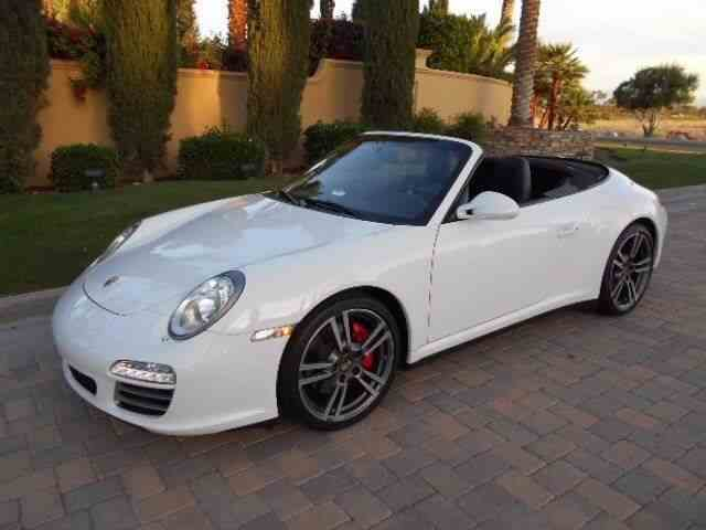 2012 Porsche 911   973166