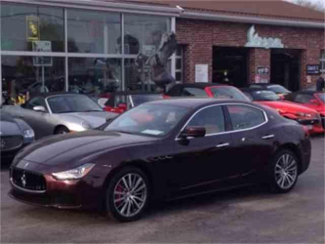 2014 Maserati Ghibli | 973167
