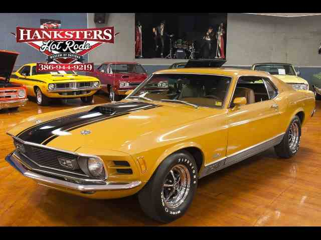 1970 Ford Mustang | 973174