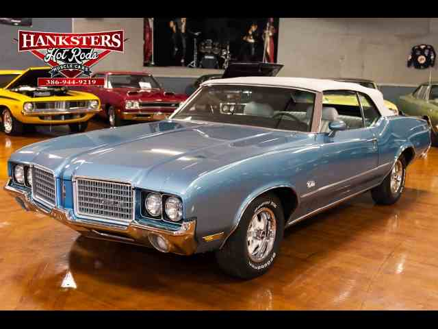 1972 Oldsmobile Cutlass Supreme | 973175