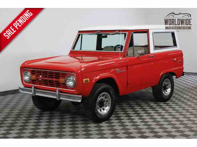 1973 Ford Bronco | 970318