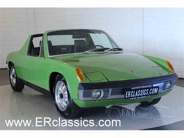 1972 Porsche 914   973188