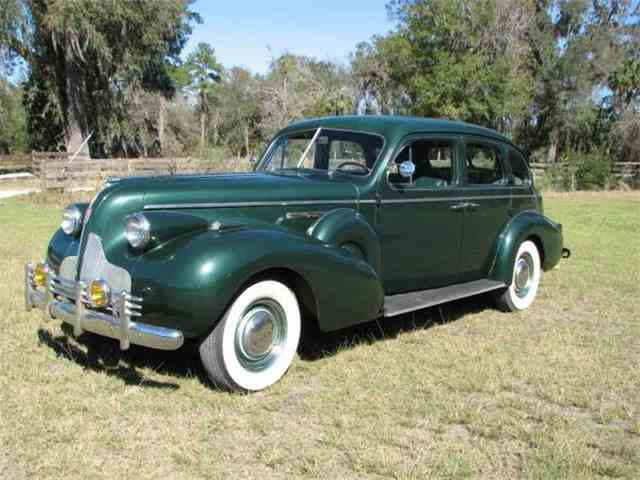 1939 Buick Roadmaster | 973190
