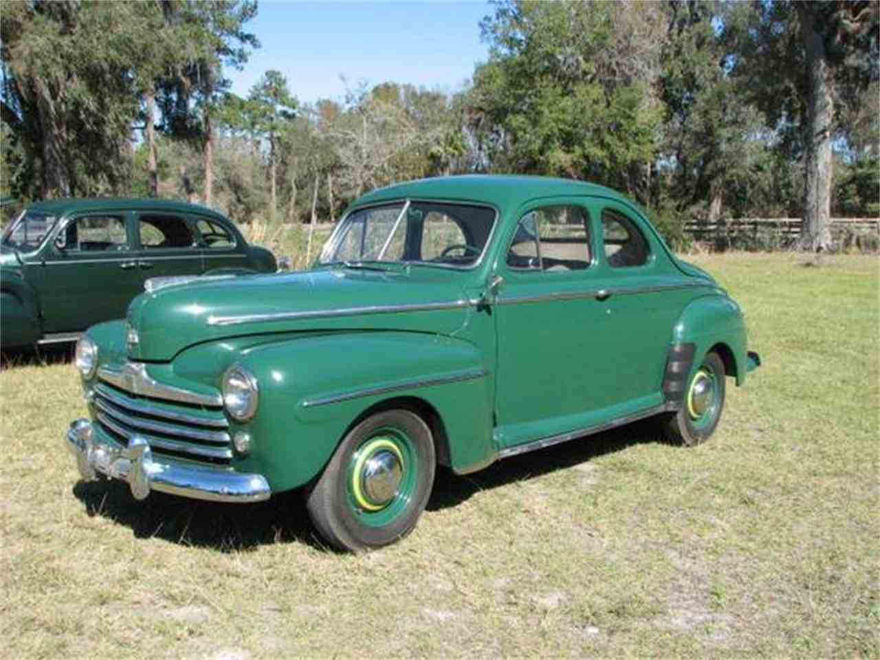 1948 ford business coupe for sale cc 973193. Black Bedroom Furniture Sets. Home Design Ideas