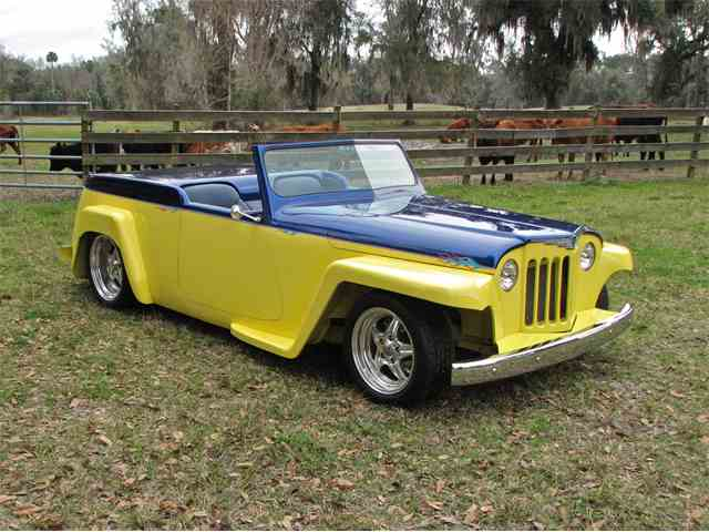 1948 Willys-Overland Jeepster Phaeton | 973194