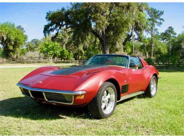 1970 Chevrolet Corvette | 973199