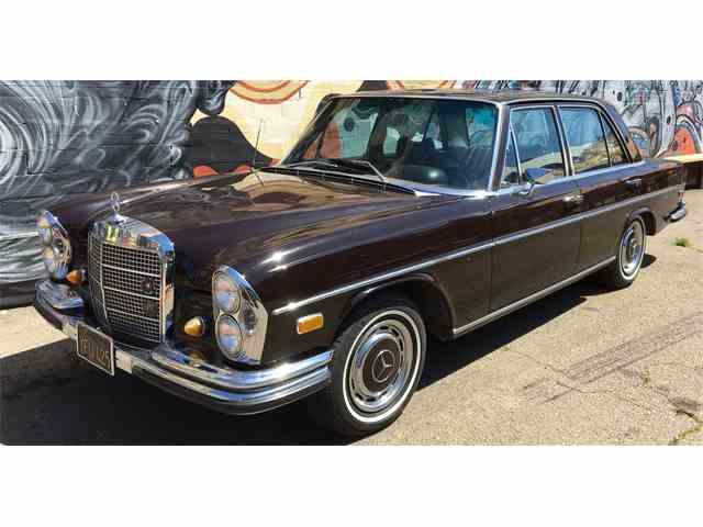 1969 Mercedes-Benz 280SE | 973202