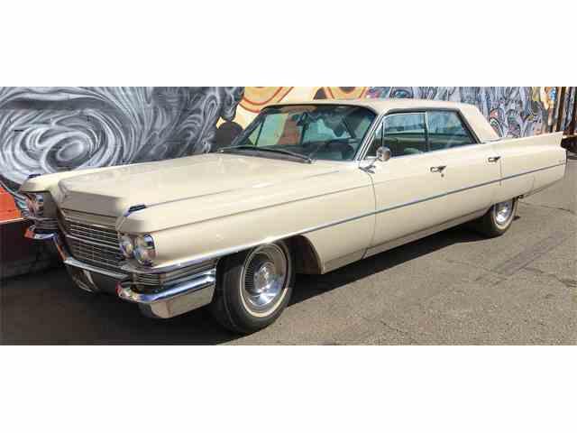 1963 Cadillac Sedan DeVille | 973208