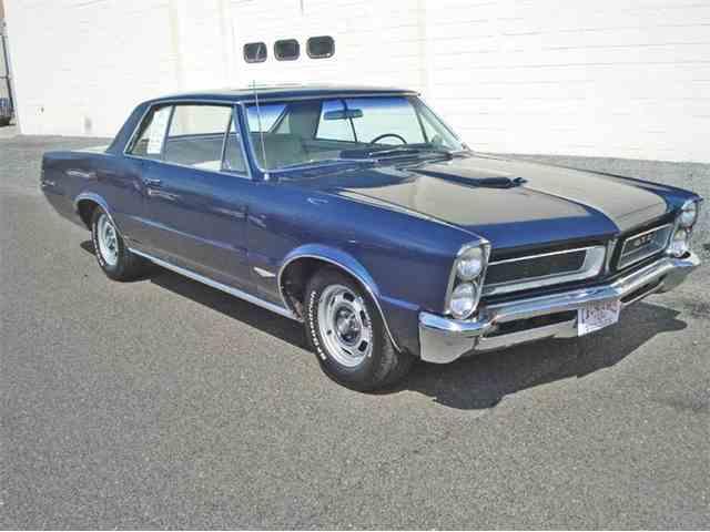 1965 Pontiac GTO | 973215