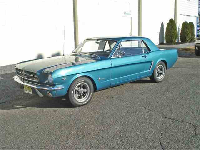 1965 Ford Mustang | 973216