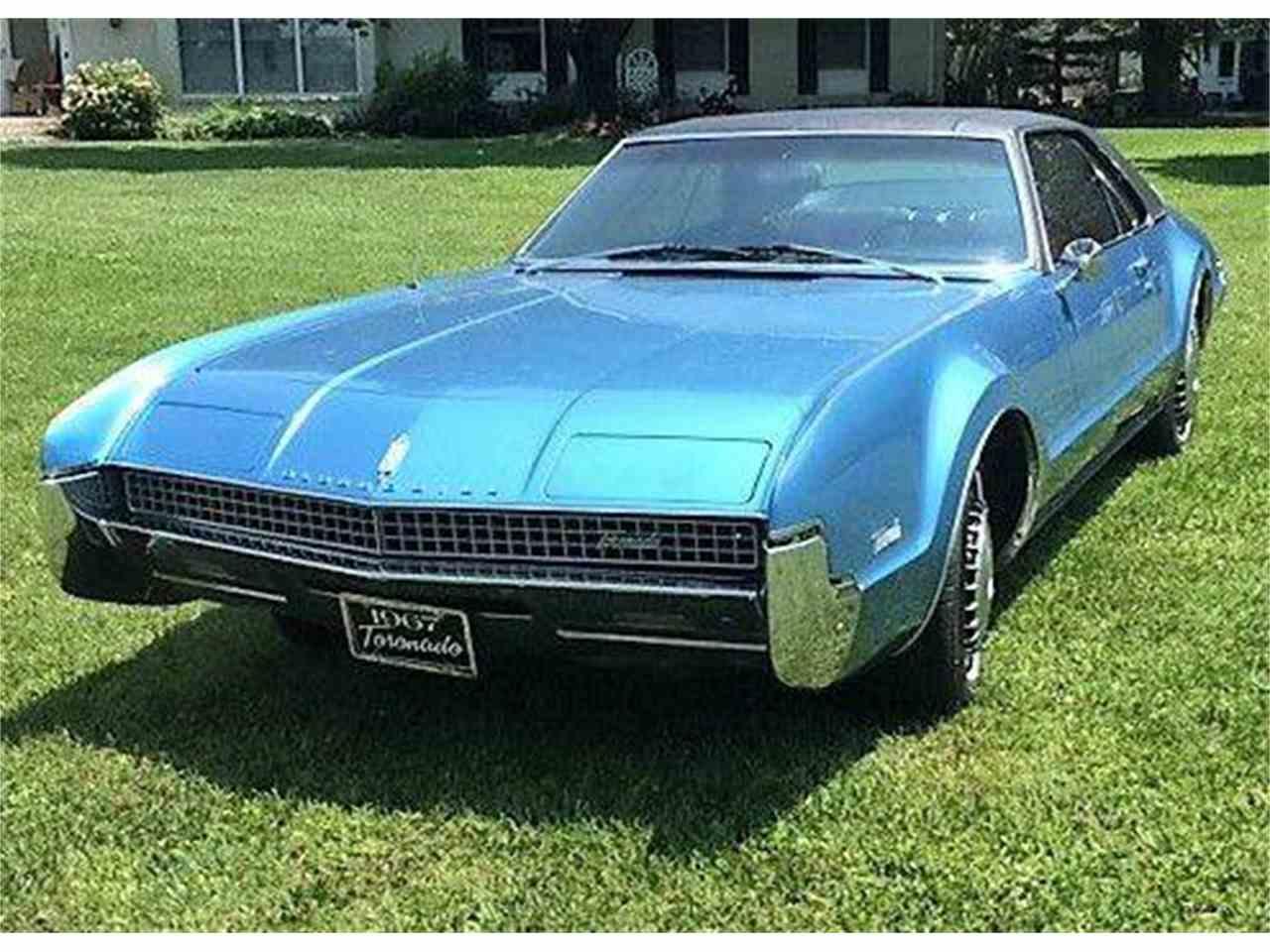 1967 oldsmobile toronado 973227