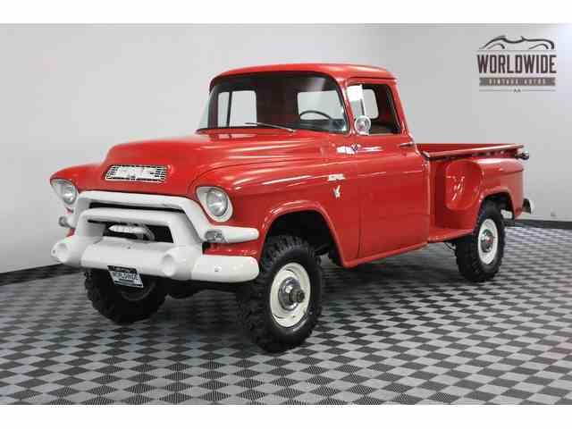 1956 GMC NAPCO | 970323