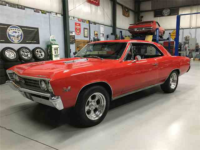 1967 Chevrolet Chevelle SS | 973244
