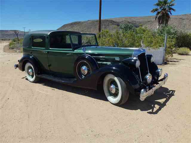 1936 Packard LaBaron | 973245