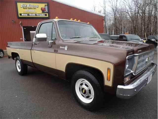 1977 Chevrolet Silverado 20 | 973246