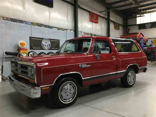 1990 Dodge Ramcharger | 973247