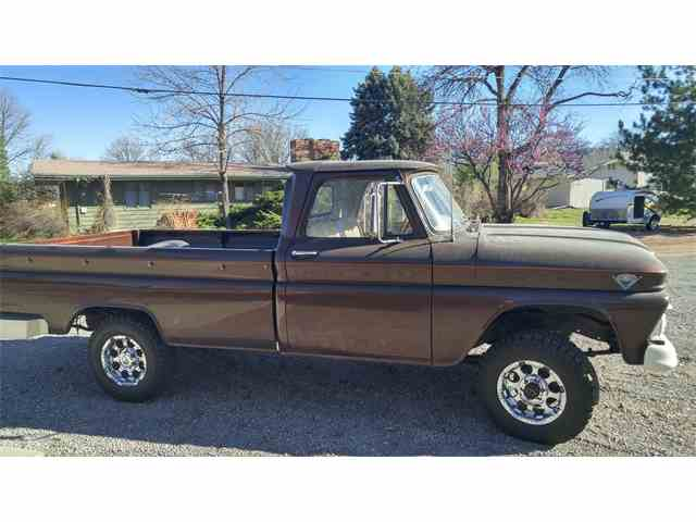 1966 GMC 1/2 Ton Pickup | 973253