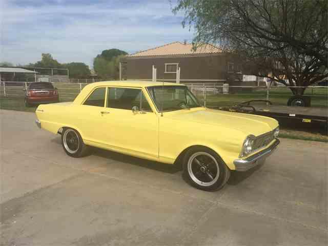 1965 Chevrolet Nova II | 973255