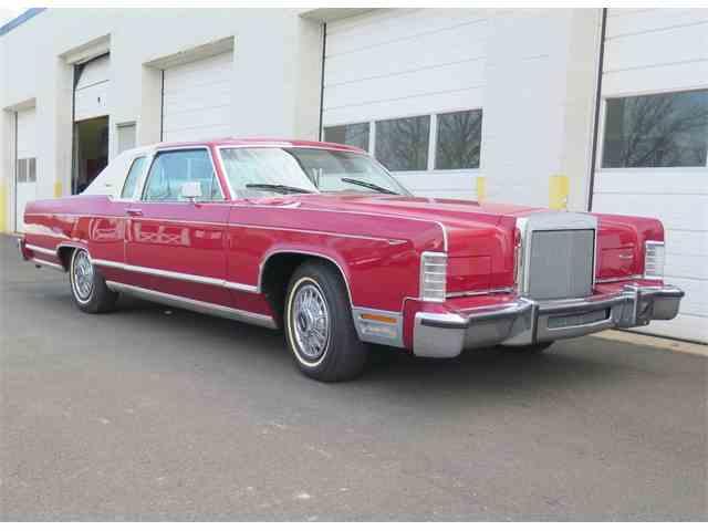 1979 Lincoln Town Car   973260